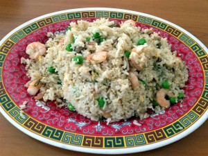 Combination Fried Rice (Medium)