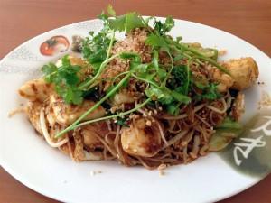 Thai Fried Noodles (Medium)